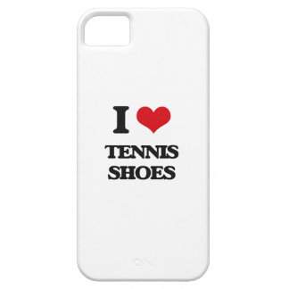 I love Tennis Shoes iPhone 5 Covers