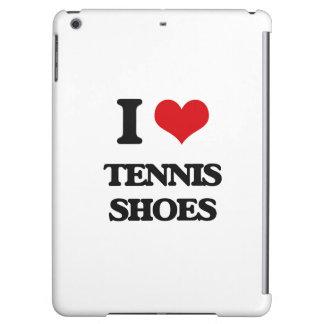 I love Tennis Shoes iPad Air Covers