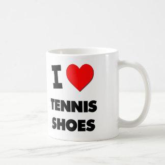 I love Tennis Shoes Mug