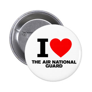 I Love the Air National Guard Pin
