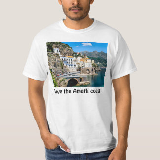 I love the Amalfi coast T-Shirt