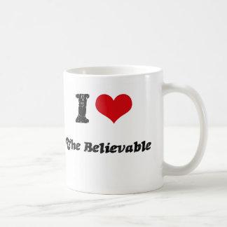 I Love THE BELIEVABLE Mug