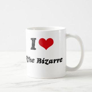 I Love THE BIZARRE Mugs