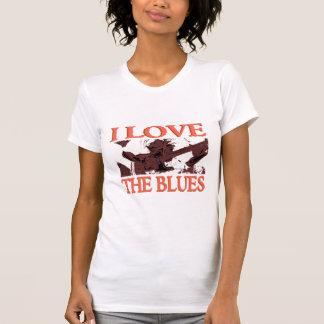 I Love The Blues Shirts