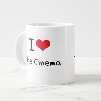 I love The Cinema Extra Large Mugs