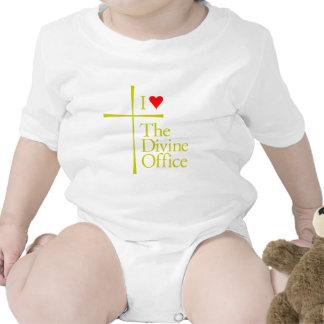 I Love The Divine Office Shirt