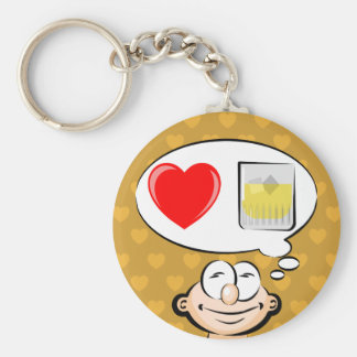 I love the drink key ring