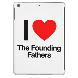 i love the founding fathers cover for iPad air