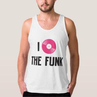 I love the funk singlet