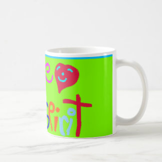 'I Love The Holy Spirit' Coffee Mug
