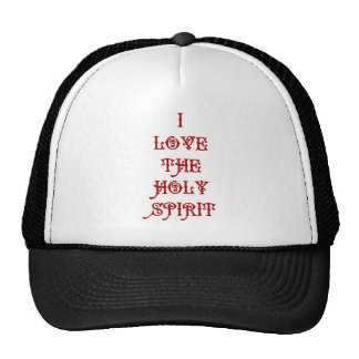 I love the Holy Spirit Hats