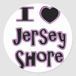 I love the jersey shore stickers