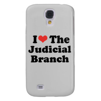 I LOVE THE JUDICIAL BRANCH - png Samsung Galaxy S4 Cover