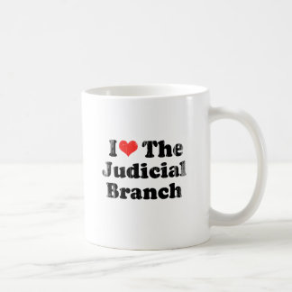 I LOVE THE JUDICIAL BRANCH.png Coffee Mugs