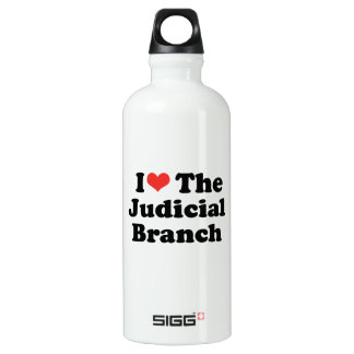 I LOVE THE JUDICIAL BRANCH - .png SIGG Traveller 0.6L Water Bottle