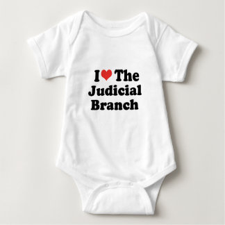 I LOVE THE JUDICIAL BRANCH - .png Tee Shirt