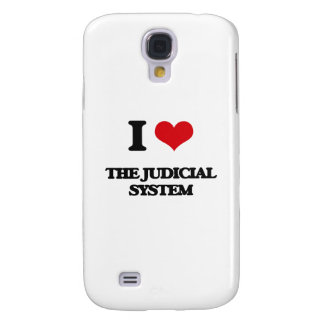I Love The Judicial System Samsung Galaxy S4 Covers