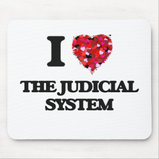 I love The Judicial System Mouse Pad