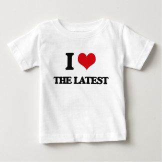 I Love The Latest Tee Shirts