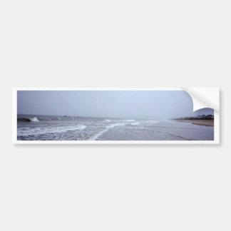 I Love The Ocean! Car Bumper Sticker