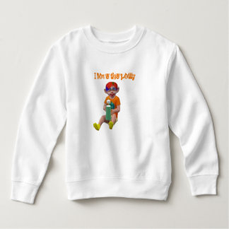 I love the potty sweatshirt