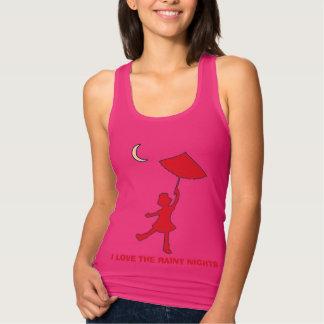I Love The Rainy Nights T-shirt