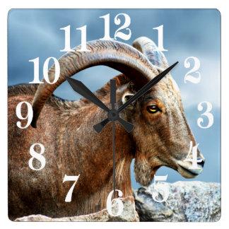 I love the Ram 2015 Square Wall Clock