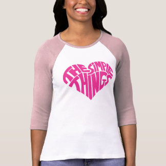 I love the simple things T-Shirt