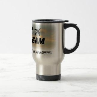 I Love the smell of Jet Fuel Coffee Mug