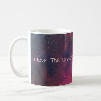 I love the Universe customizable Coffee Mug