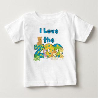 I Love the Zoo Baby T-Shirt