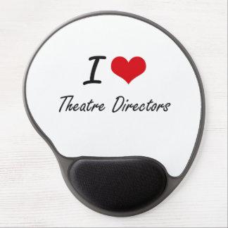 I love Theatre Directors Gel Mouse Pad