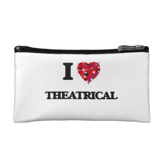 I love Theatrical Makeup Bag