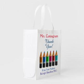 I LOVE THESE Bags - Teacher / Anyone Tote - SRF
