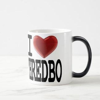 I Love THREDBO Magic Mug