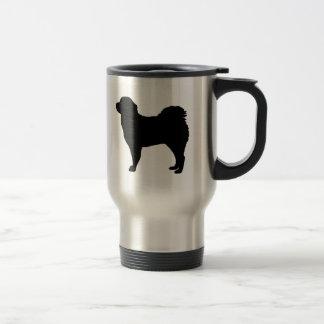 I Love Tibetan Mastiffs Travel Mug