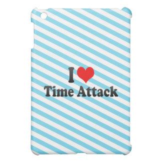 I love Time ack iPad Mini Cases