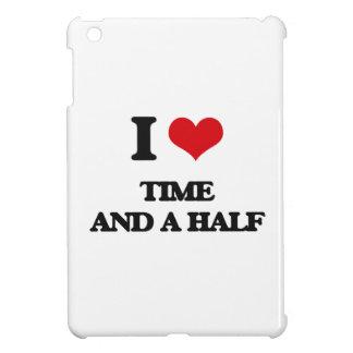 I love Time And A Half iPad Mini Cases