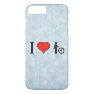 I Love Time Management iPhone 7 Plus Case