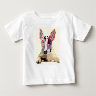 I love to bullterrier baby T-Shirt