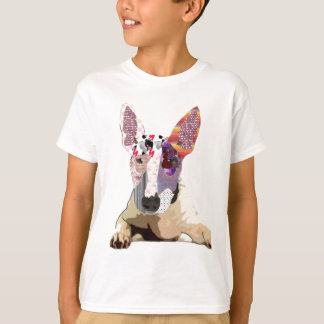 I love to bullterrier T-Shirt