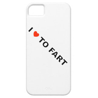 I LOVE TO FART CASE FOR THE iPhone 5