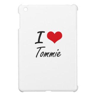 I Love Tommie iPad Mini Covers