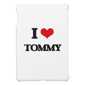 I Love Tommy iPad Mini Cover