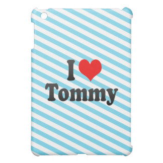 I love Tommy Case For The iPad Mini