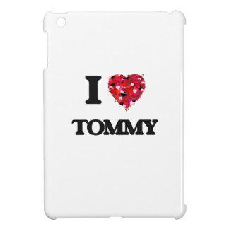 I Love Tommy iPad Mini Covers