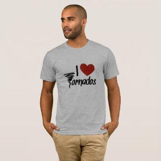 I Love Tornados T-Shirt