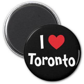 I Love Toronto Magnet