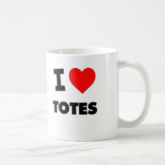 I love Totes Coffee Mug