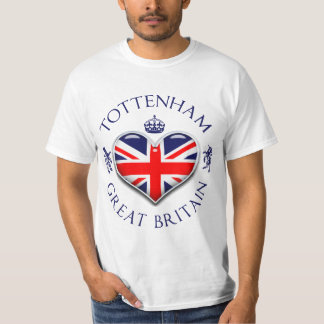 I Love Tottenham T-Shirt
